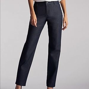 LEE AT THE WAIST TWILL RELAXED STRAIGHT LEG 4SP
